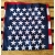 Flaga USA Country Chusta Bandana