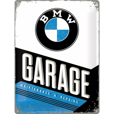 BMW Garage Tablica Szyld 30x40